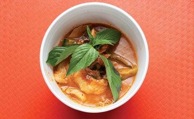 Panang Chicken Curry (Gaeng Panang Gai)