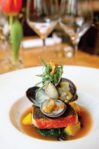 Restaurant Review: Verjus, Paris