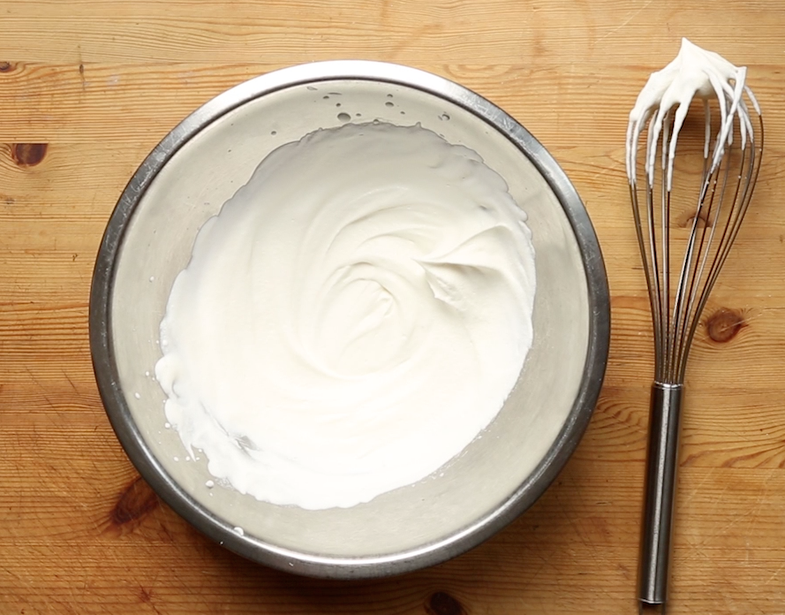 Basics: How to Whip Cream by Hand