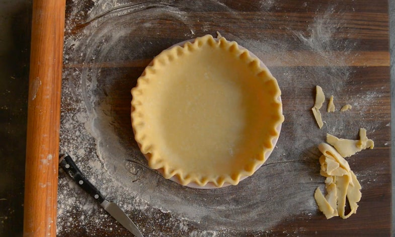 Video: How to Roll Pie Dough
