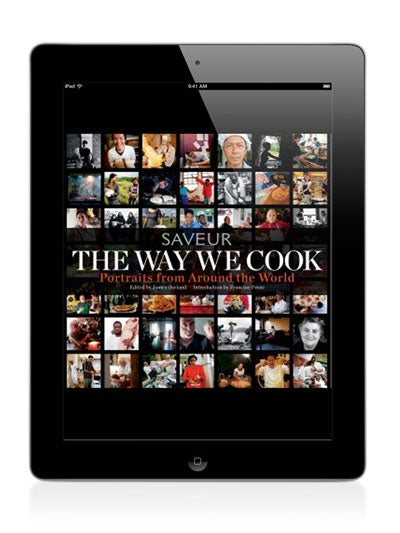 Win an iPad Mini and SAVEUR's Complete ebook Library!