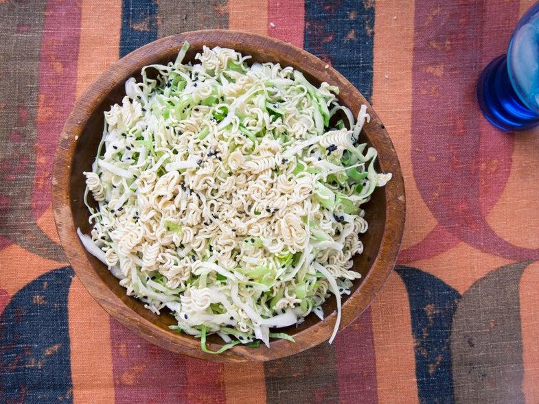 Hawaiian Cabbage Salad