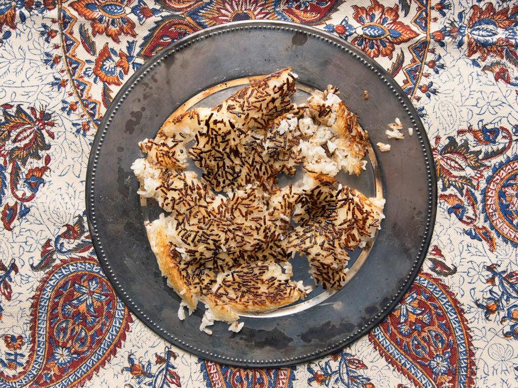 Tahdig Rice