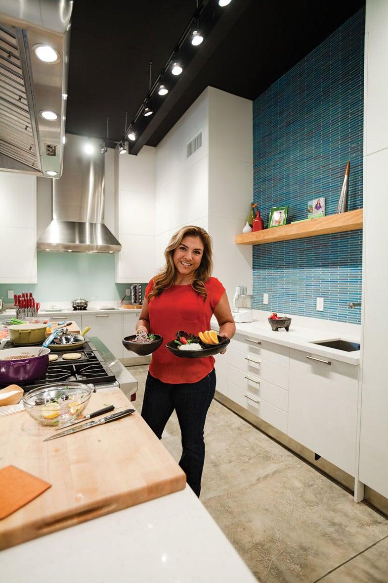 I Love My Kitchen Because: Lorena Garcia