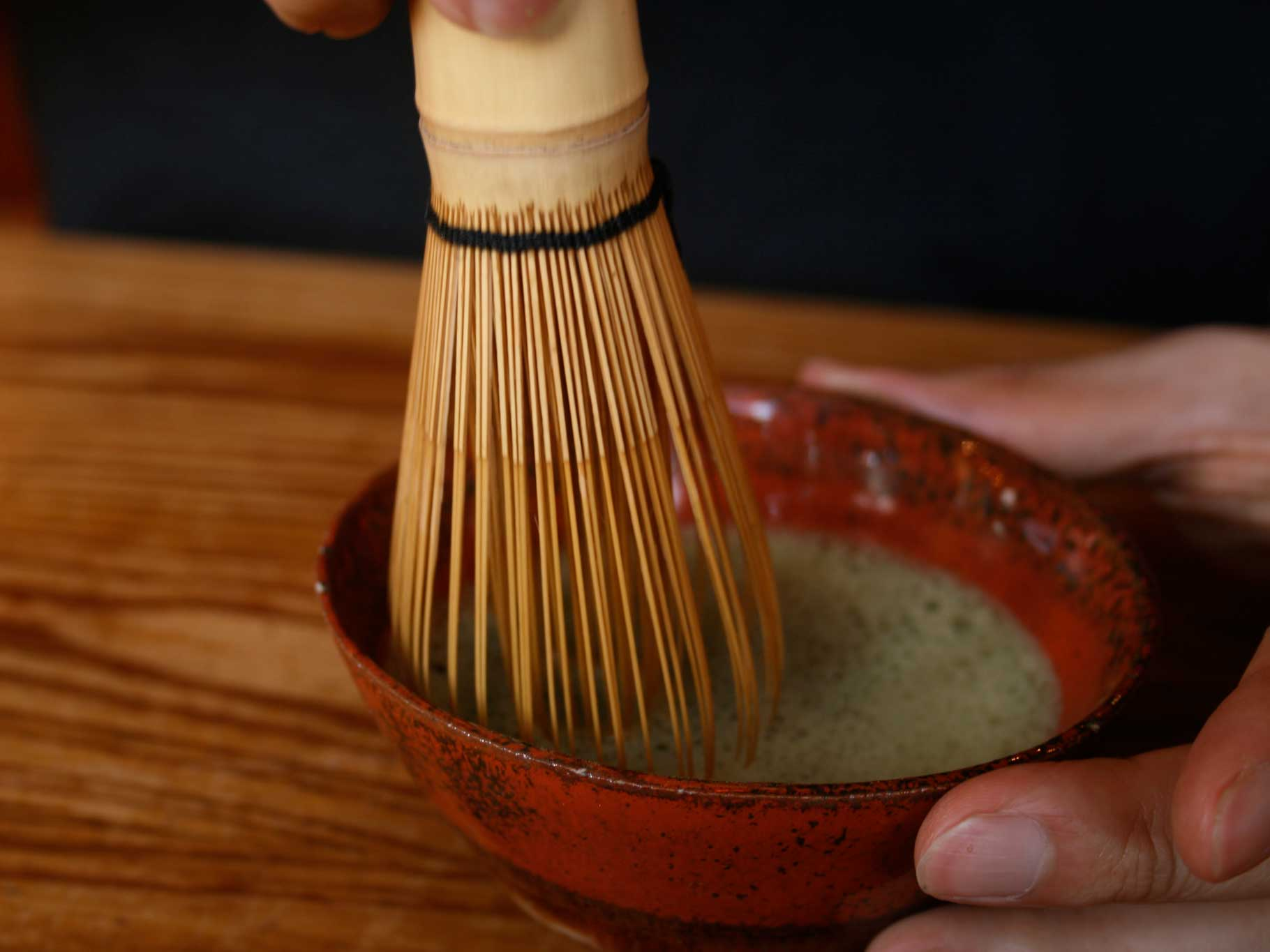 The Mesmerizing, Centuries-Old Process of Making Bamboo Matcha Whisks by Hand