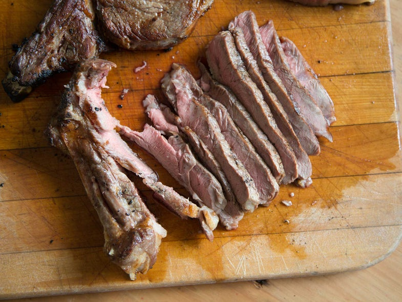The Science of the Perfect Seared Steak