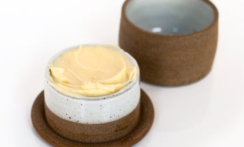 One Good Find: Ceramic Butter Keeper