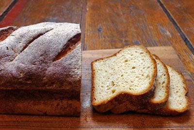 A Thing of Wonder: Homemade Gluten-Free Sandwich Bread