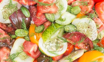 Say Goodbye to Summer with One Last Tomato Salad