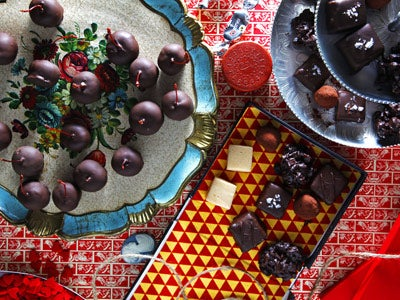 A Homemade Box of Chocolates
