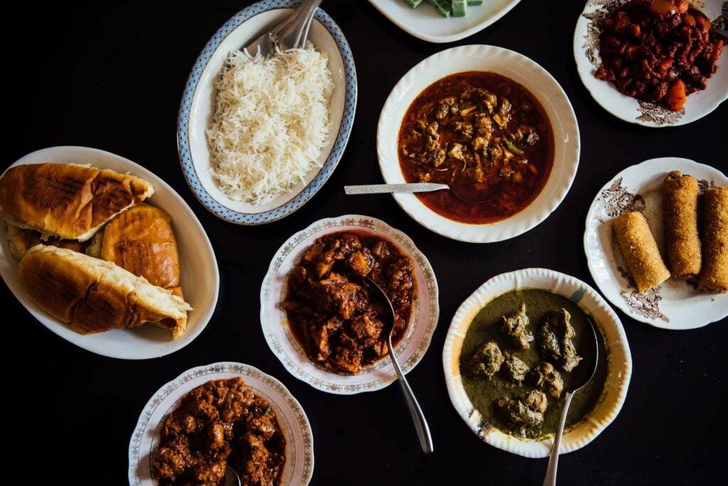 Goan dishes