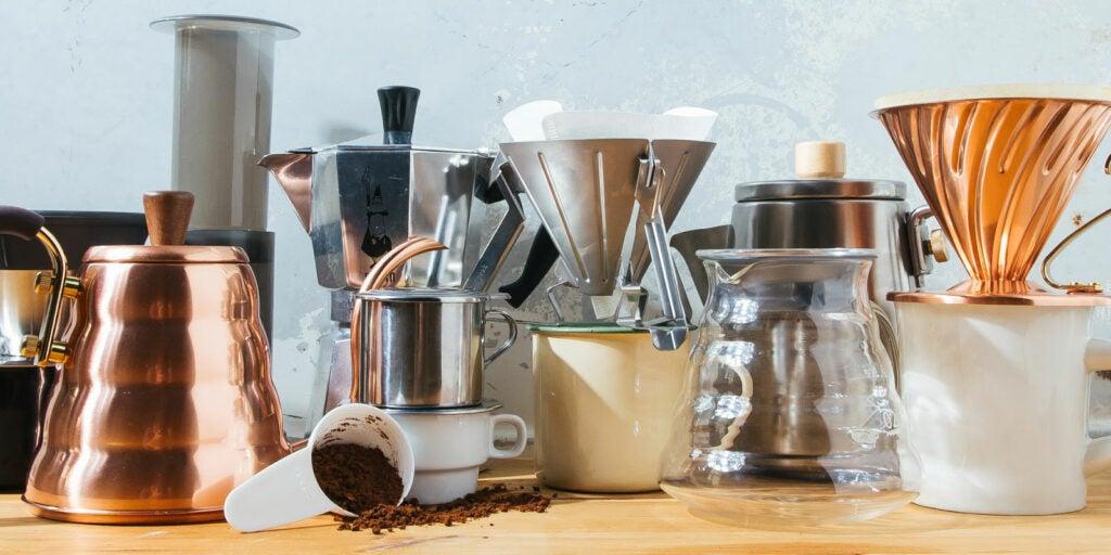 Coffee Brewing Methods Alt Coffee Makers