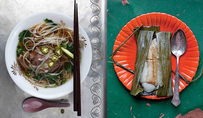Menu: A Vietnamese Pho Dinner