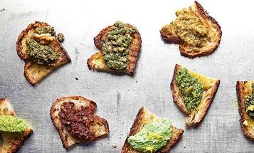 The World of Pesto