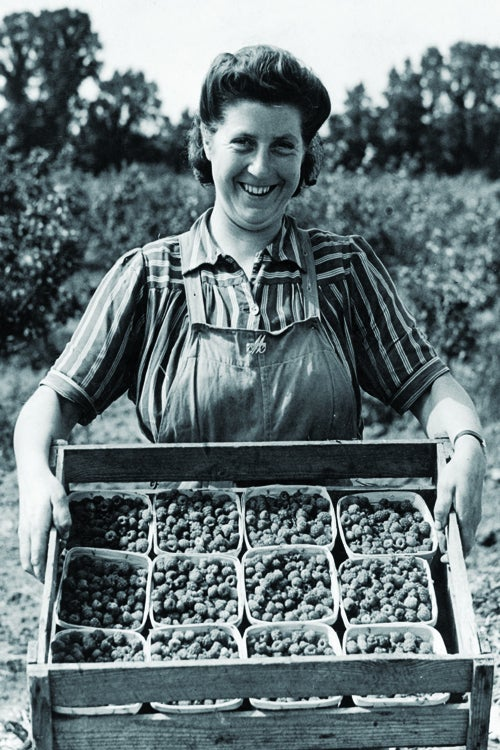 20 Years of SAVEUR: Dear Raspberries