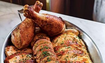 Bouchon Roast Turkey