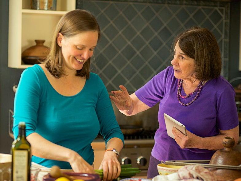 A Cookbook Kickstarter to Honor Paula Wolfert