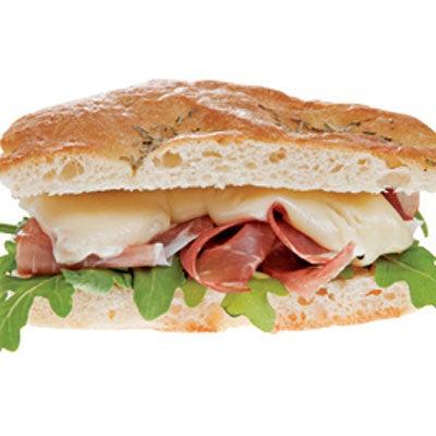 Italian Panino (Italian Train Station Sandwich)