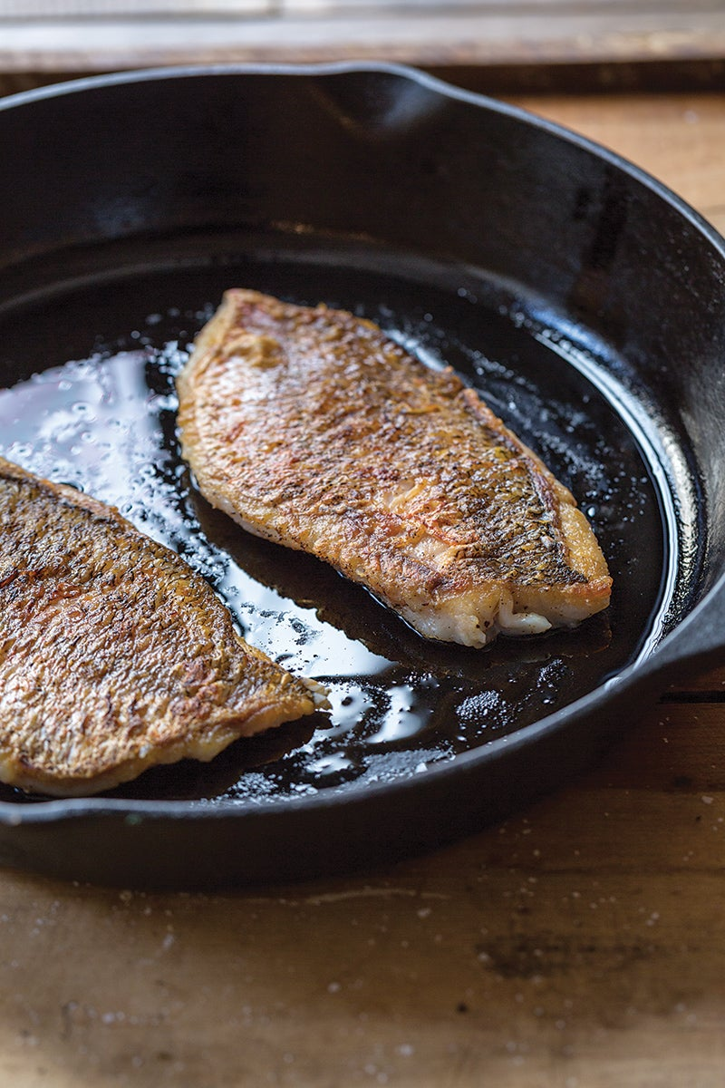 How to Pan-Fry Fish