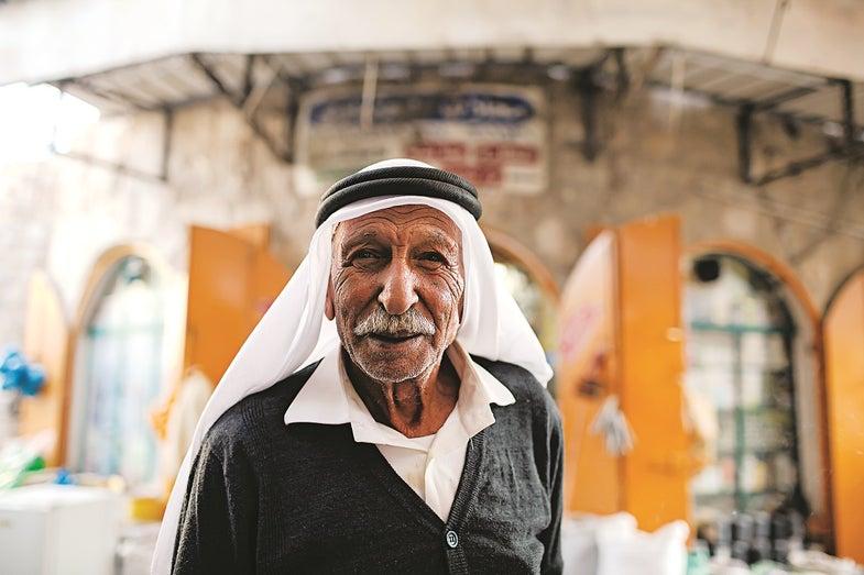 Scenes From Palestine