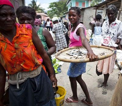 The Light of Morning: The Cuisine of Haiti