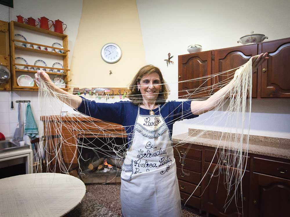 On the Hunt for the World's Rarest Pasta