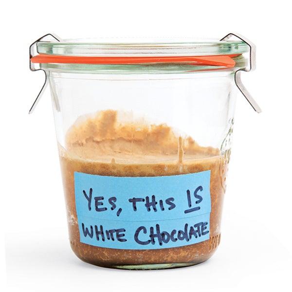 Roasted White Chocolate