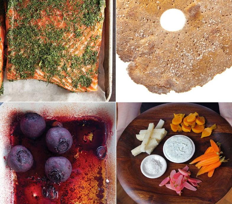 Menu: A Scandinavian Dinner Party