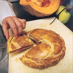 French Pumpkin Pie