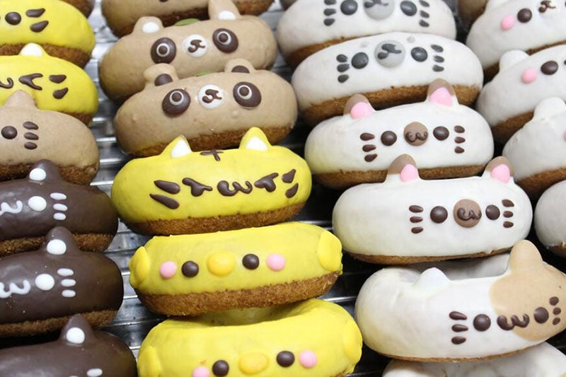 Weekend Reading: Japanese Animal Donuts, Sex Explained With Food, and More