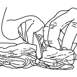 How to Cut Kalbi