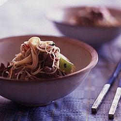 Tibetan Fried Noodles