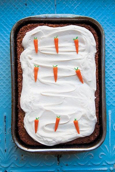 Carrot Cake: A Family Favorite