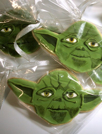 Eating in Philadelphia: Obama and Yoda Cookies, To Go