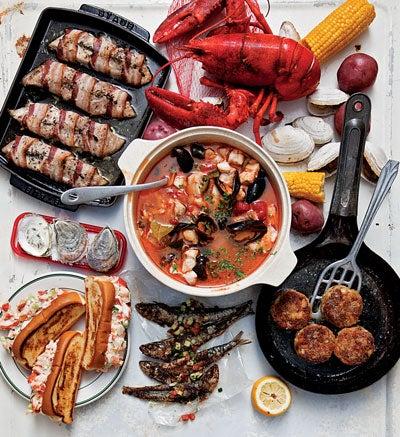 East Coast Seafood Classics