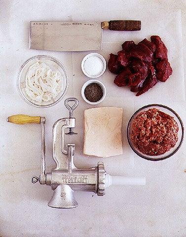Sausage Making 101