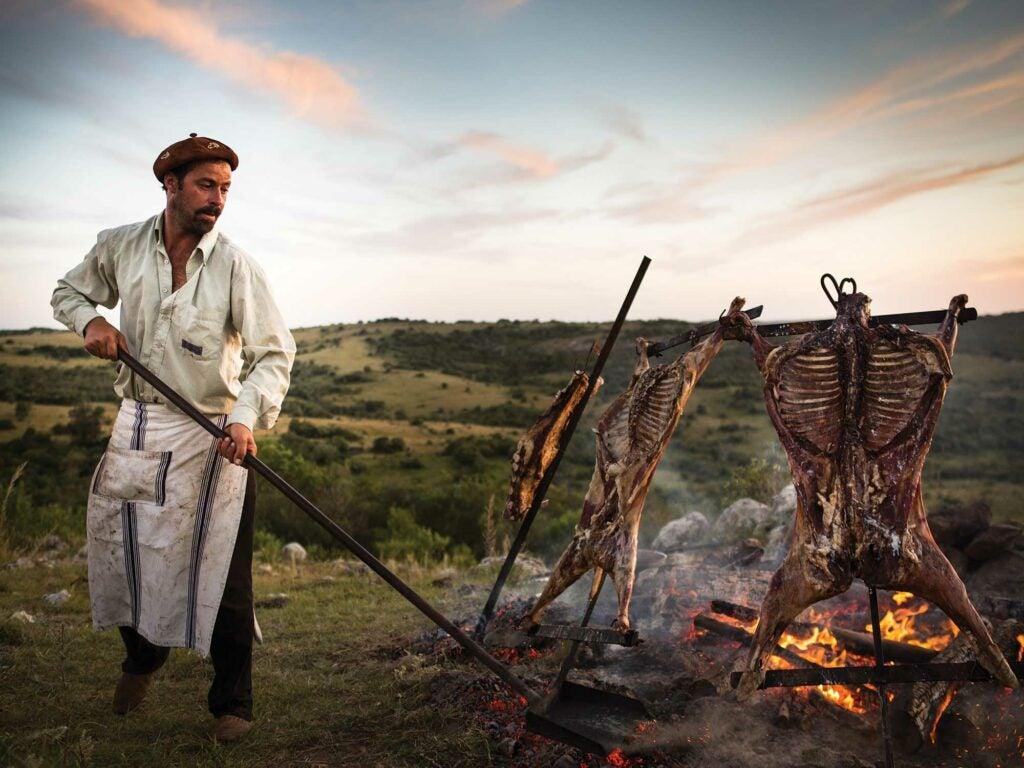 Guagho Roasting Lamb