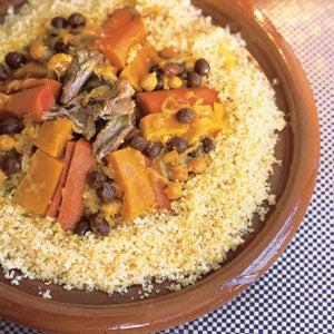 Pumpkin Couscous