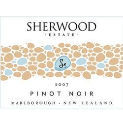 Sherwood Estate (New Zealand) Pinot Noir; Adam, Alsace (France) Gewürztraminer