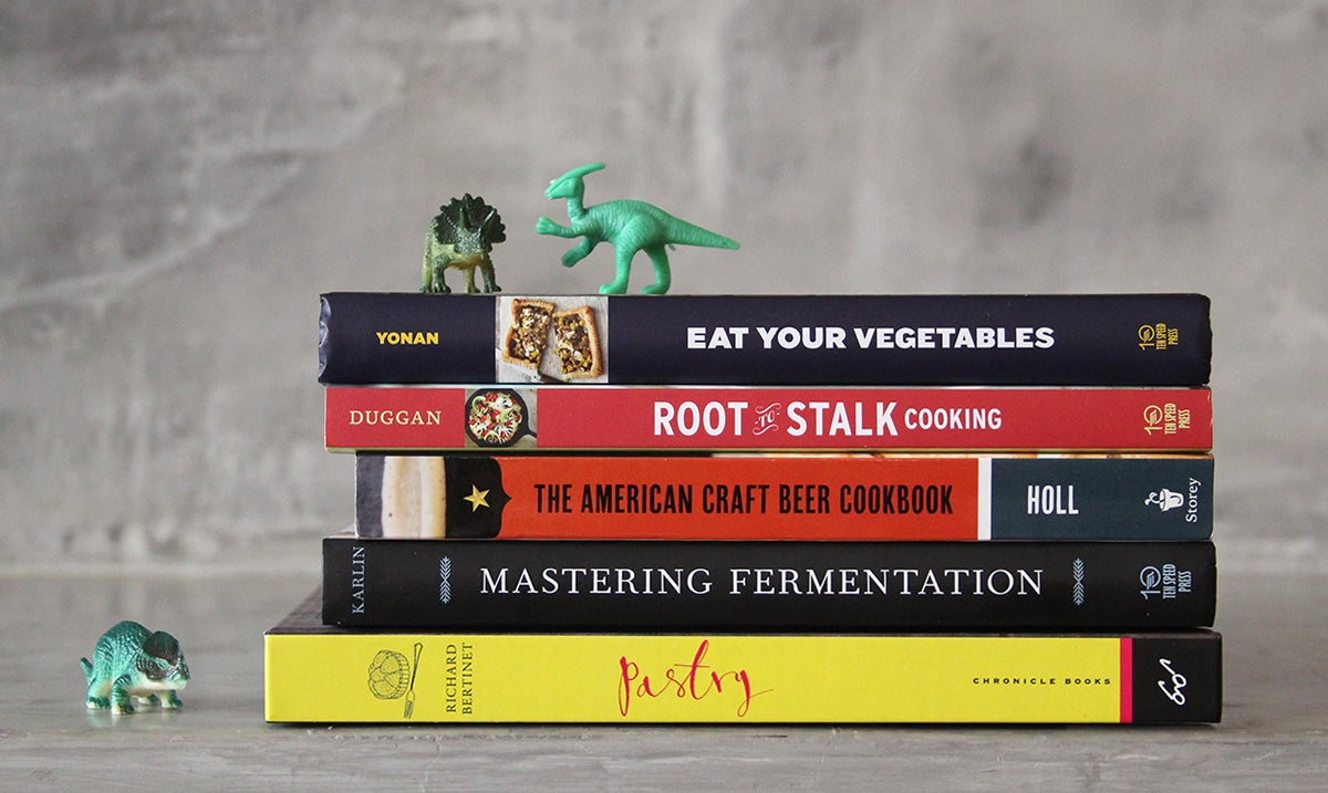 Books Worth Buying: August's Best Food and Drink Releases