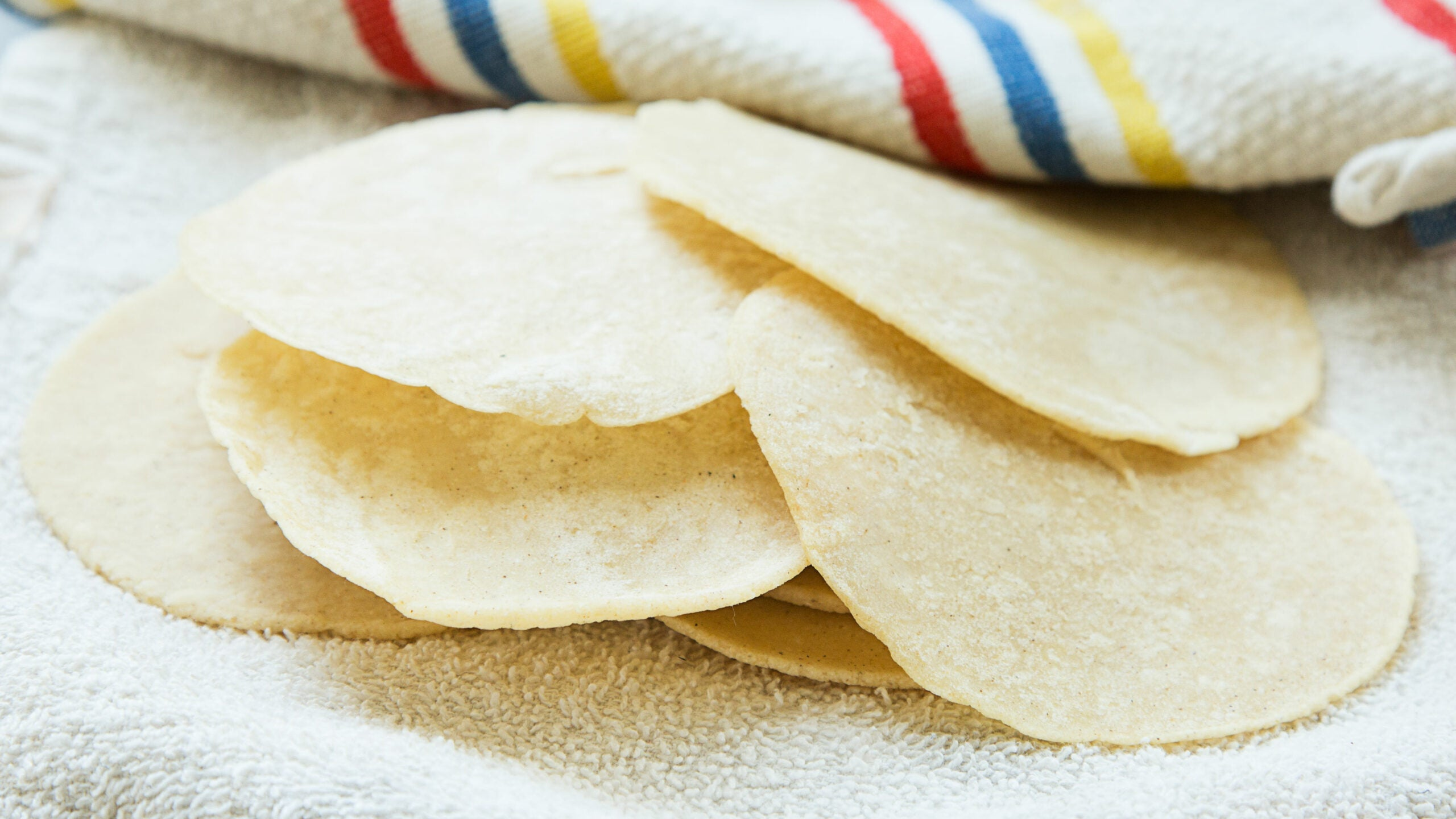 Video: How to Make Corn Tortillas from Scratch