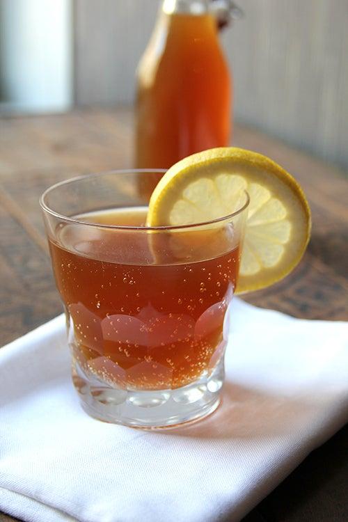 Finnish Lemon Soda (Sima)