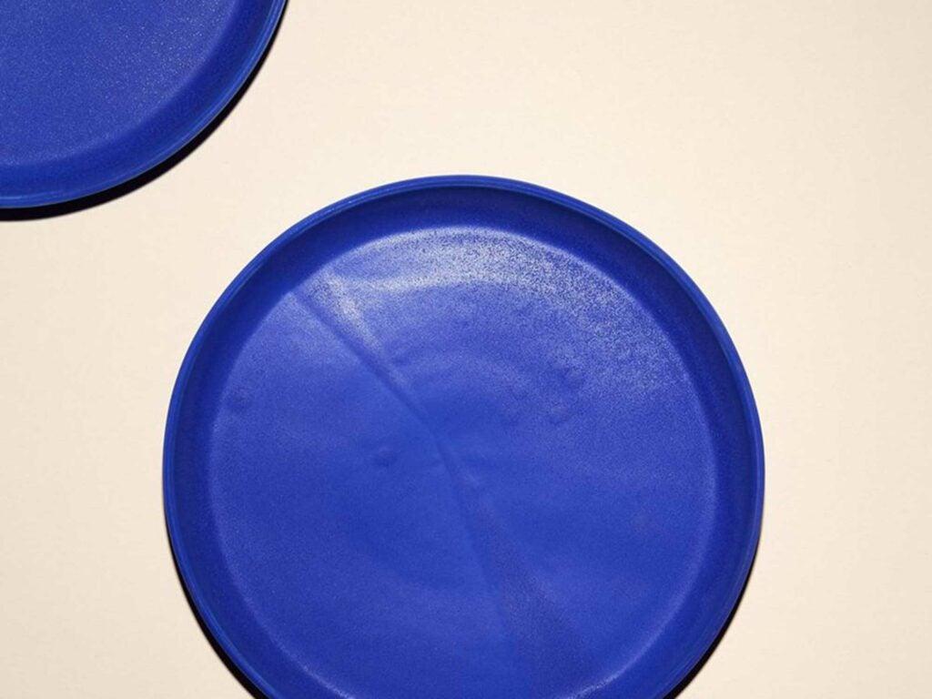 Cobalt Dinner Plate | Helen Levi
