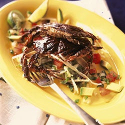 httpswww.saveur.comsitessaveur.comfilesimport2011images2011-037-125-19_Softshell_crab_with_jicama_250-Michael_McLaughlin.jpg