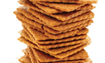 Crunch Time: Pollystyle Graham Crackers
