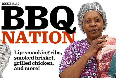 Introducing Issue #139: Barbecue!