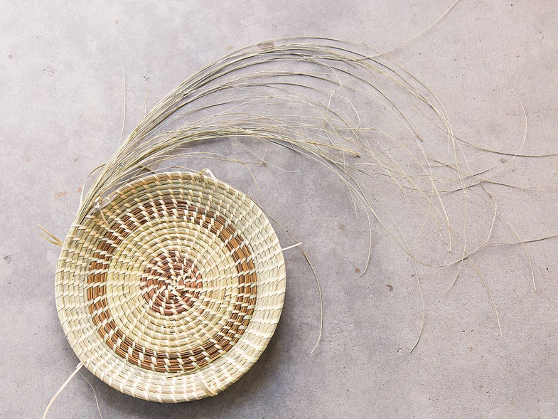 The Ancient Craft of Gullah Basket Weaving