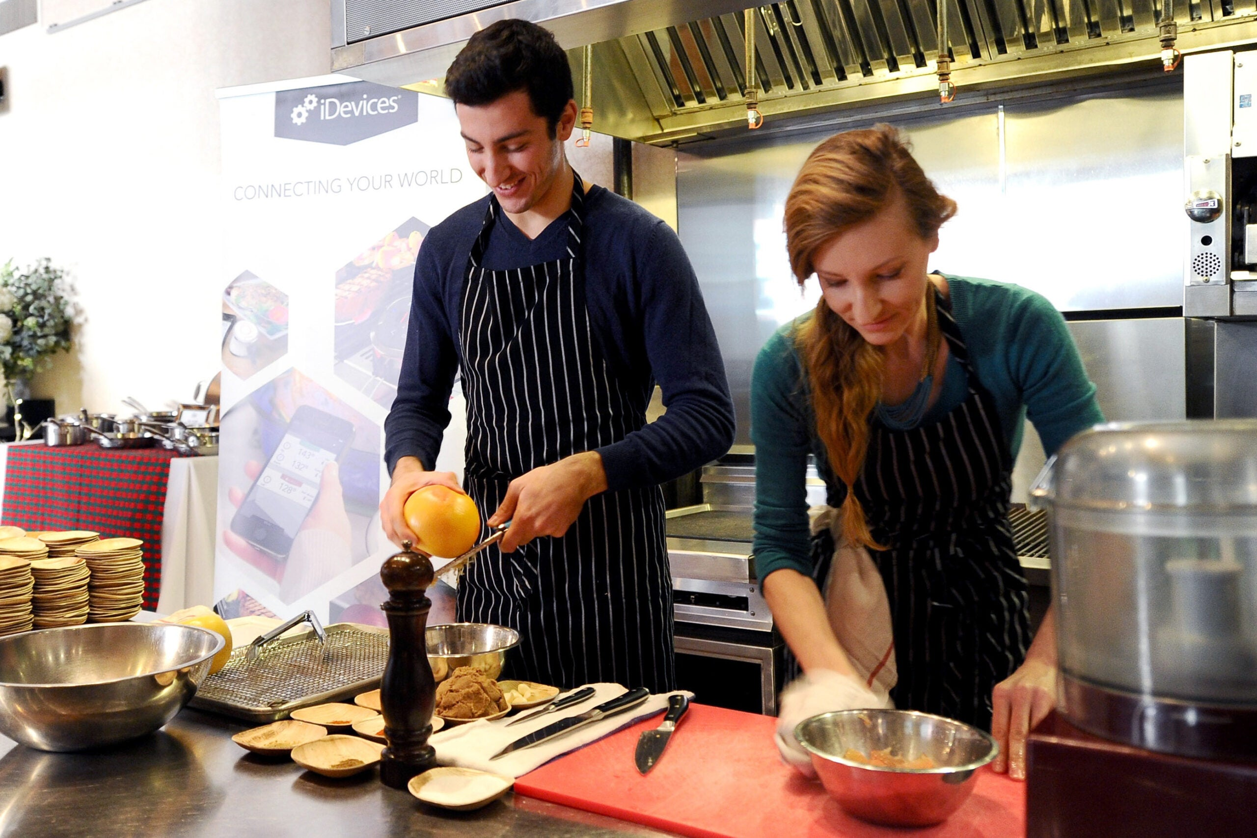 Inside the SAVEUR Holiday Social