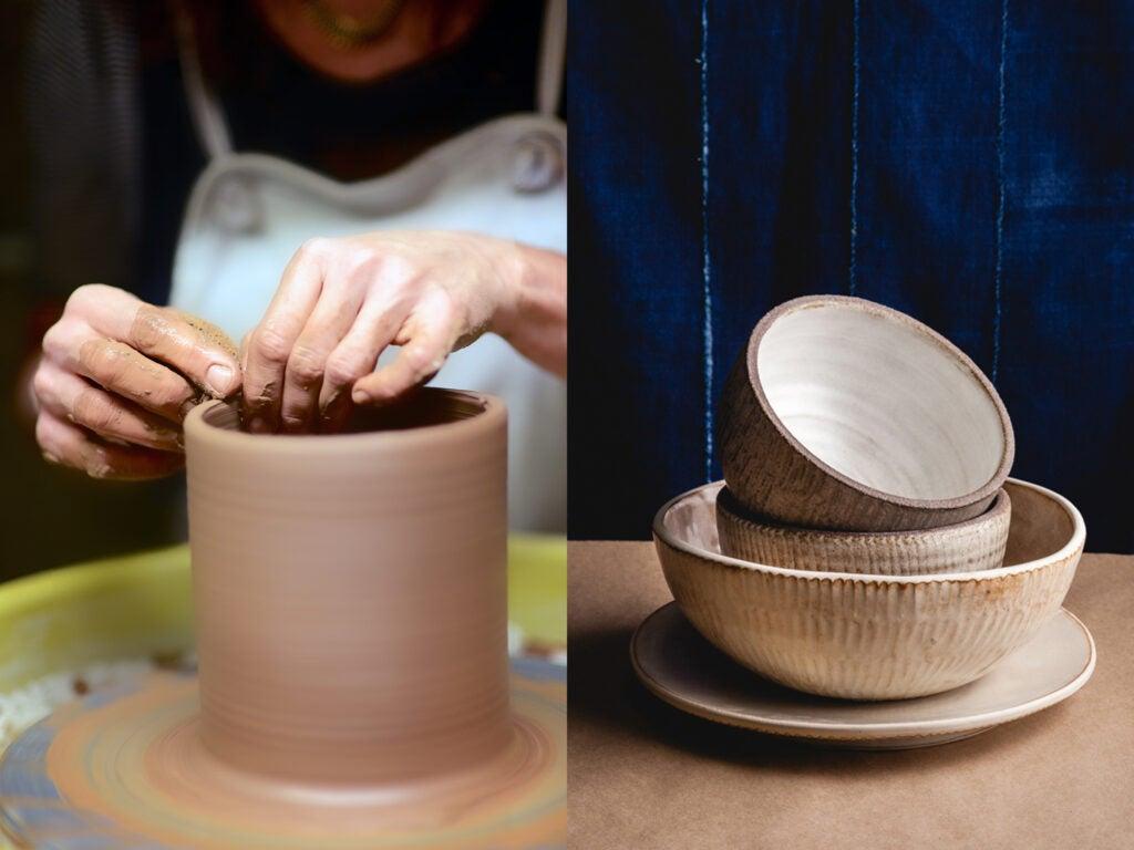 Mary Mar Keenan Pottery