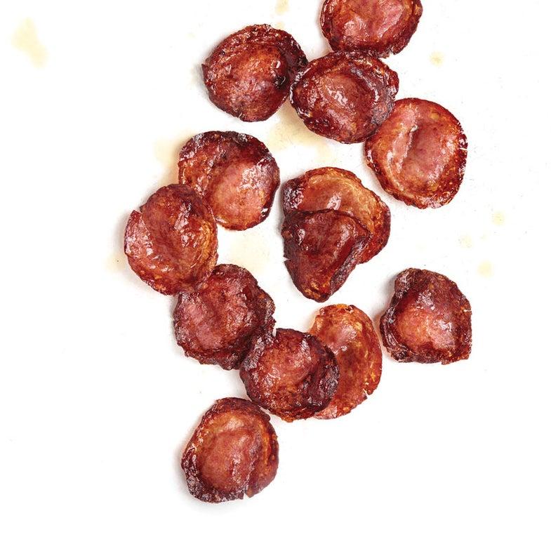 Fried Salami